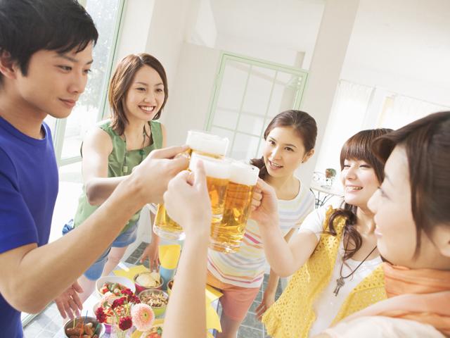 健康に合わせた飲み方1・二日酔い対策