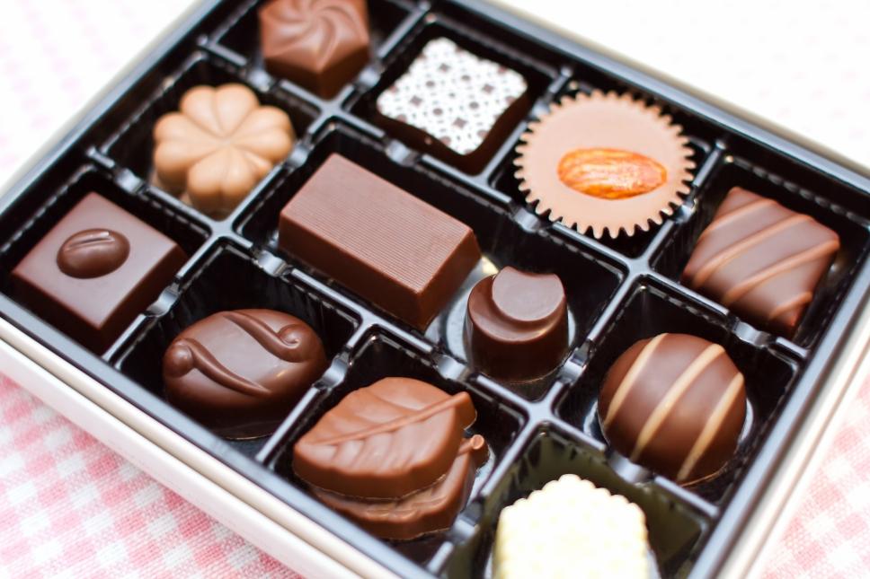 【土佐茶に合うデザート】チョコレート