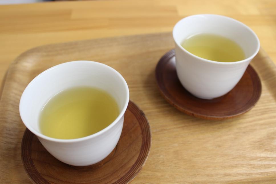 土佐茶のすっきりとした味が飲み易いですね
